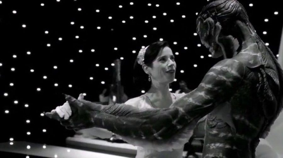 The Shape of Water Gets Retro Black and White Trailer
