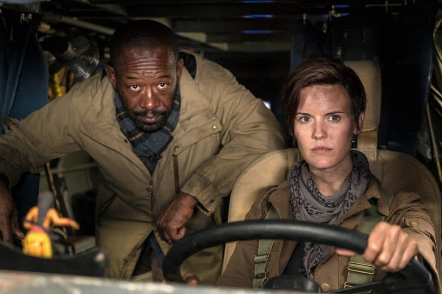 [Trailer] FEAR THE WALKING DEAD Welcomes Morgan Jones To The Family