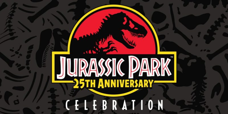 Hold Onto Your Butts, the 25th Anniversary of JURASSIC PARK is here!