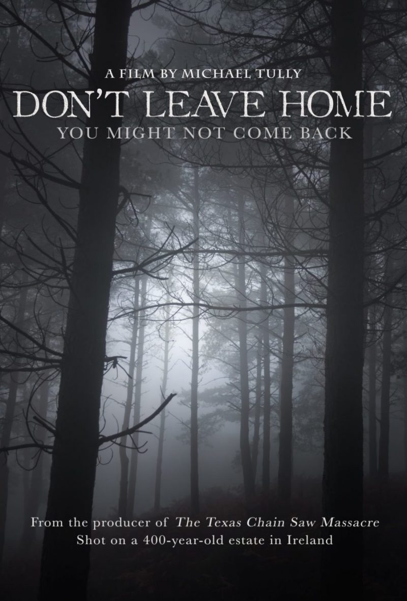don't leave home movie 2018
