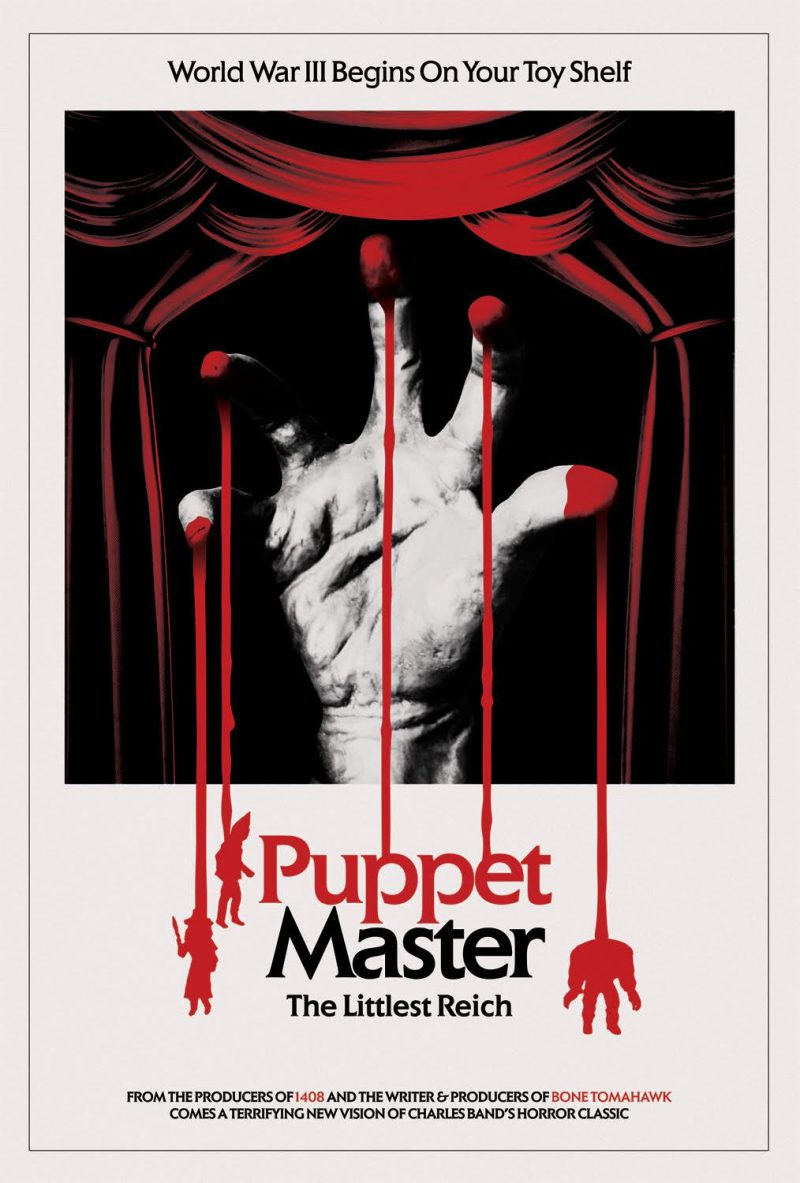 puppet master the little reich poster