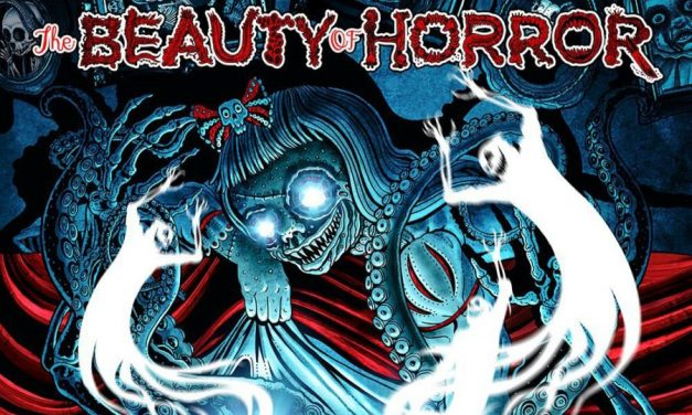 Newest BEAUTY OF HORROR Coloring Set Will Haunt Your Home