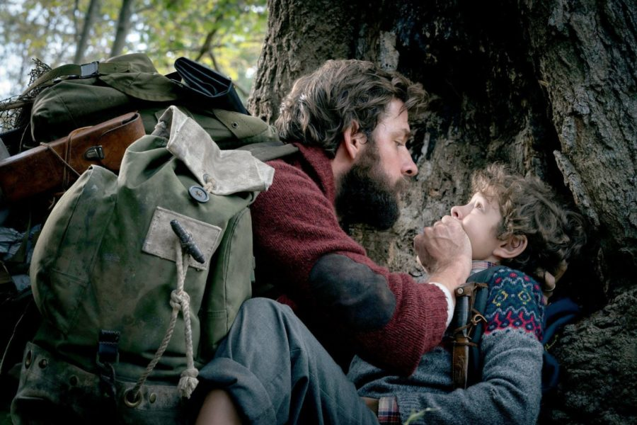 [Review] A QUIET PLACE Silently Sets The Bar For A New Year of Horror