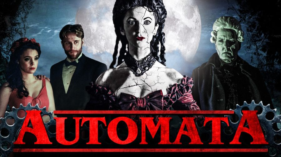 [Fund This] AUTOMATA – A Gothic Lovecraft Horror