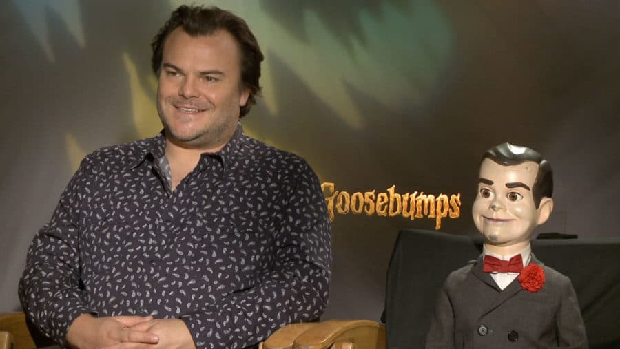 The Title of the Upcoming GOOSEBUMPS Sequel Revealed as GOOSEBUMPS: HAUNTED HALLOWEEN