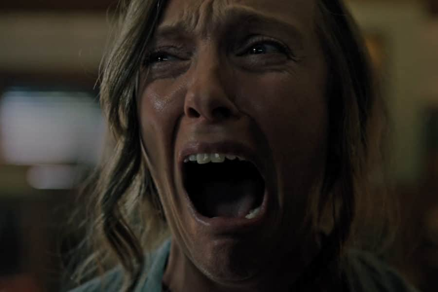 HEREDITARY and UNFRIENDED: DARK WEB Earn R Ratings