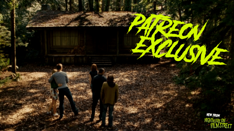 [Podcast] On The Board: CABIN IN THE WOODS vs. TUCKER AND DALE VS. EVIL (Patreon Exclusive)