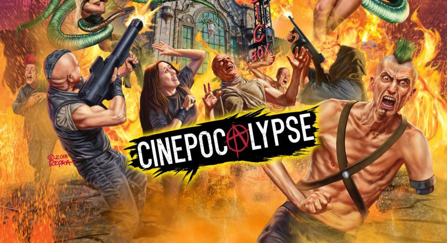 Cinepocalypse Film Festival Announces 2019 Dates And THE RANGER Mixtape