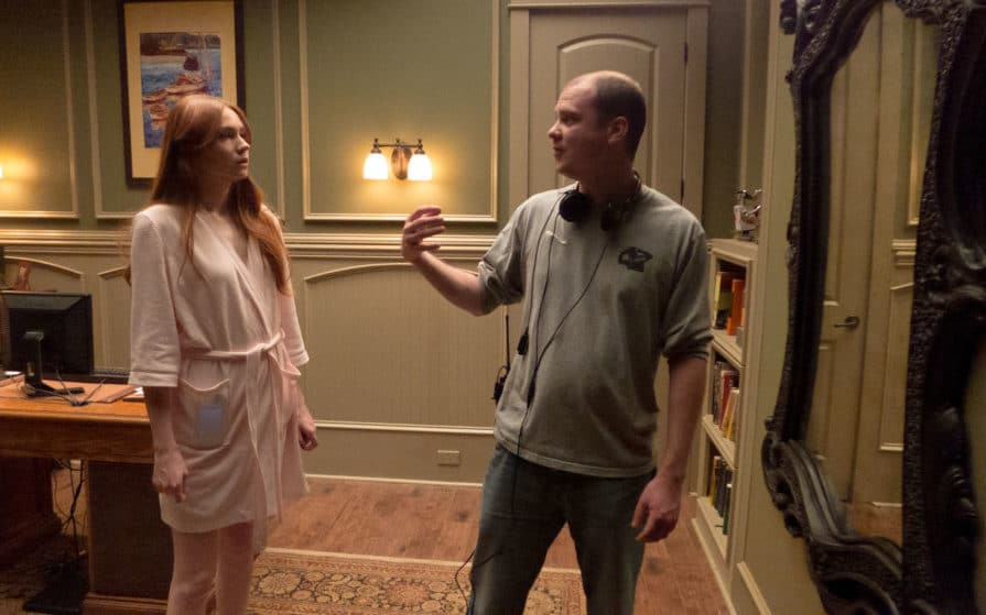 Mike Flanagan wraps filming on HAUNTING OF HILL HOUSE