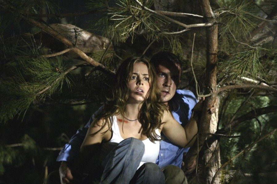 wrong turn movie 2003