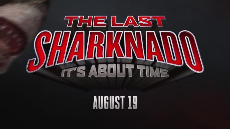 The-Last-Sharknado-It's-About-Time-movie