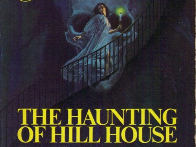 shirley-jackson-the haunting of hill house