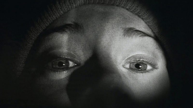 the blair witch project top 10 found footage horror films