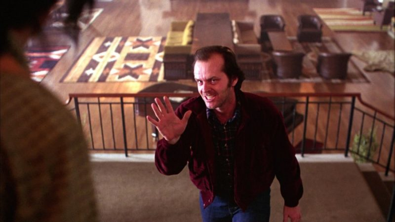 stanley kubrick the shining
