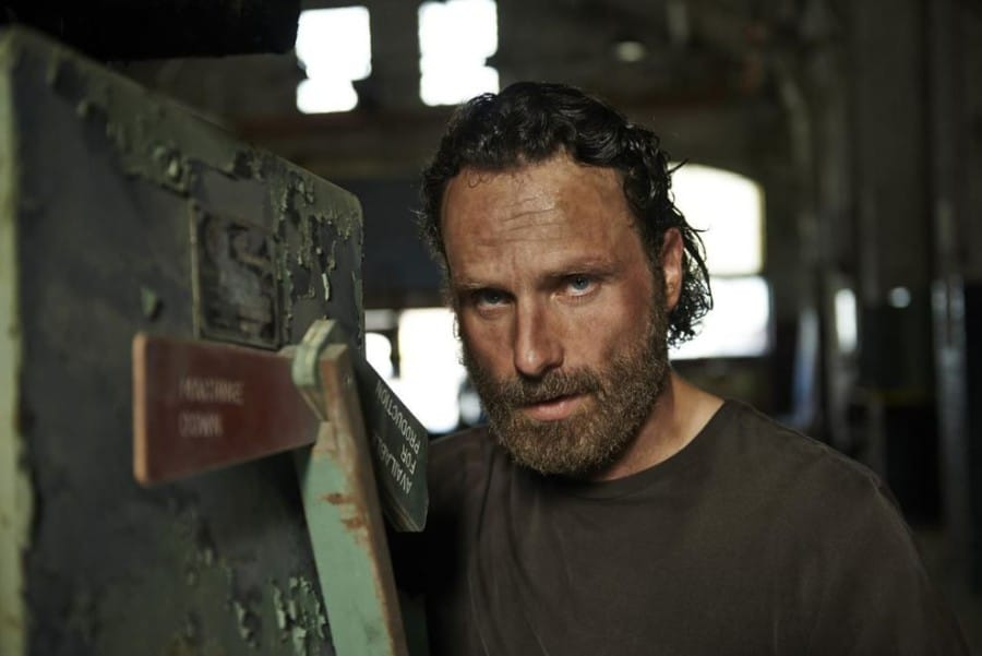 Andrew Lincoln to Lead 3 THE WALKING DEAD Movies for AMC