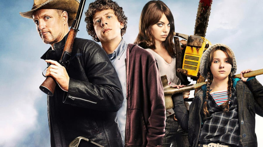 Zombieland 2 Targeting a 2019 Release, With the Original Cast!