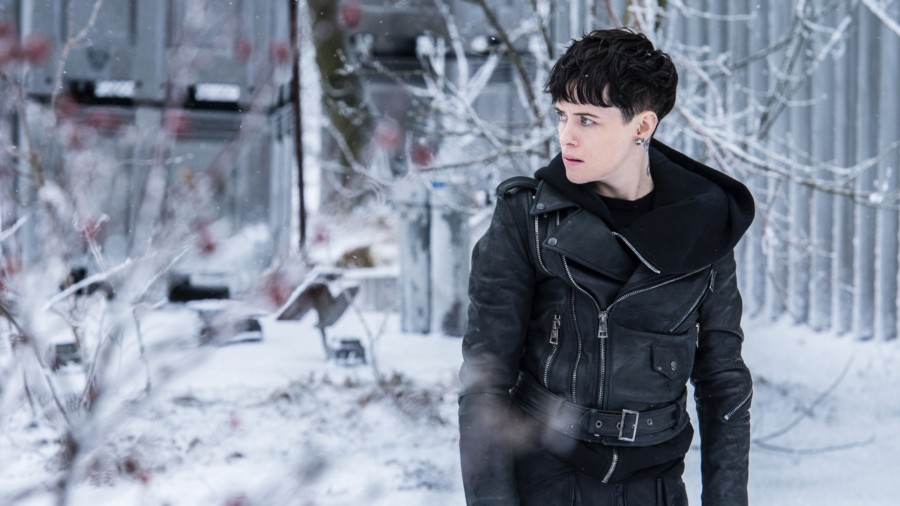 [Trailer] THE GIRL IN THE SPIDER'S WEB Gives Us Avenging Angel Lisbeth Salander