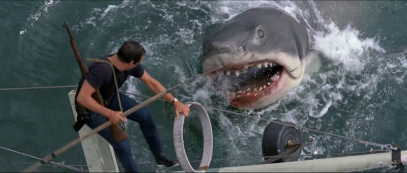jaws movie steven speilberg