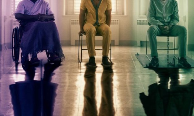 Excitement Cannot Be Contained – Official GLASS Poster Revealed