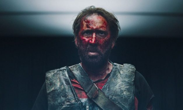 Nicolas Cage Will Go to Work at WALLY'S WONDERLAND for a Night of Horrors