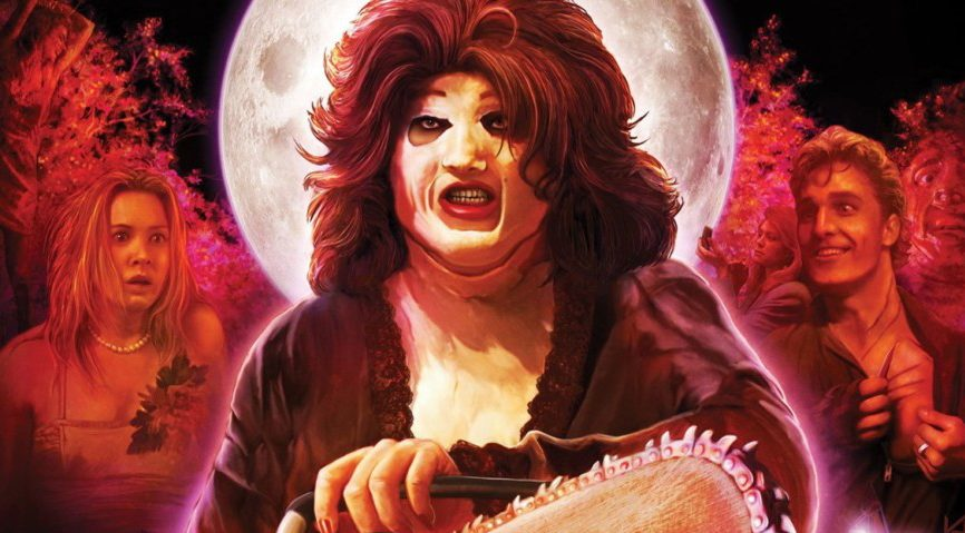 Scream Factory Announces Blu-Ray Release of TEXAS CHAINSAW MASSACRE: THE NEXT GENERATION