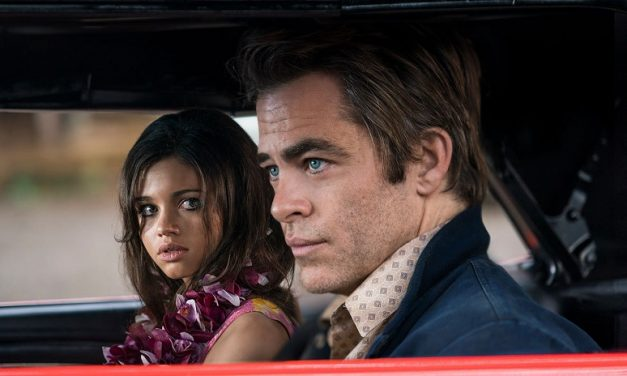 [Trailer] Chris Pine Uncovers a The Black Dahlia Murders in I AM THE NIGHT