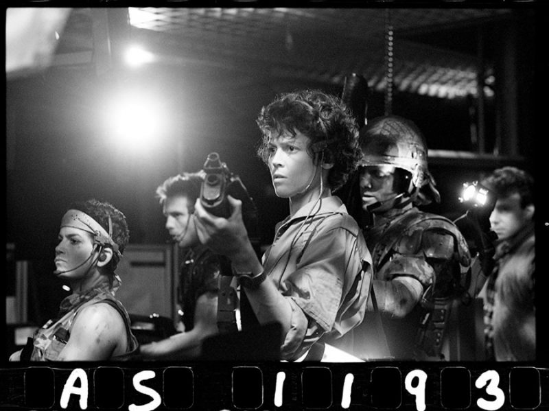 aliens movie 1986