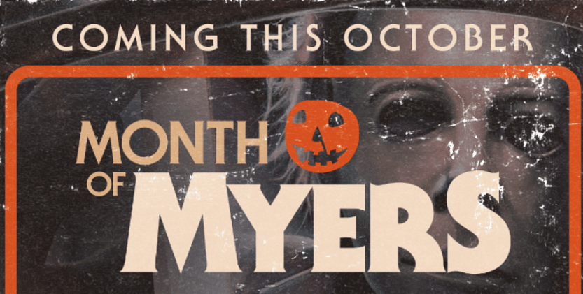 """Fright Rags' """"Month of Myers"""" Brings HALLOWEEN Merch Each Week of October!"""