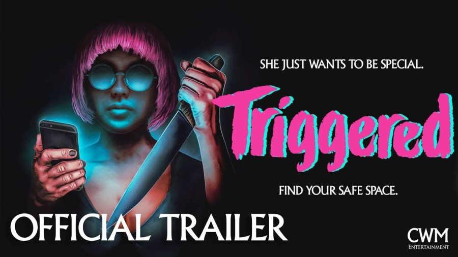 [TRAILER] There Are No Safe Spaces in TRIGGERED