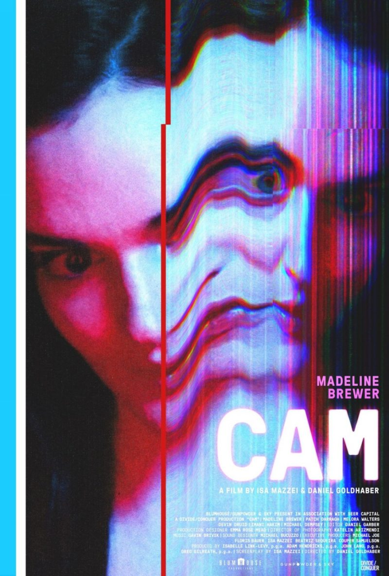 cam movie blumhouse 2018