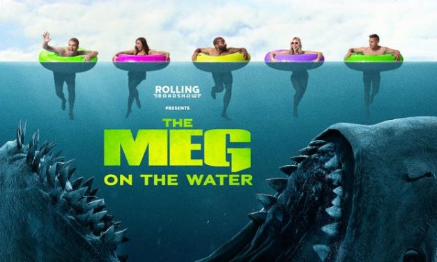 Austin: Grab a Floatie and Watch THE MEG On The Water