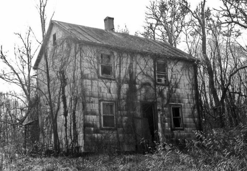 blair witch real house