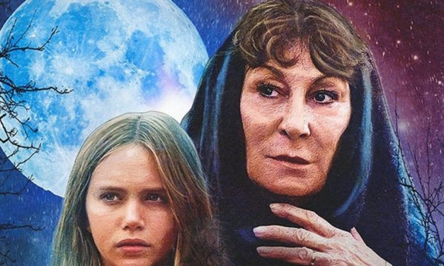 Angelica Huston and Melissa Joan Hart Hunt Witches in THE WATCHER IN THE WOODS, Coming to DVD
