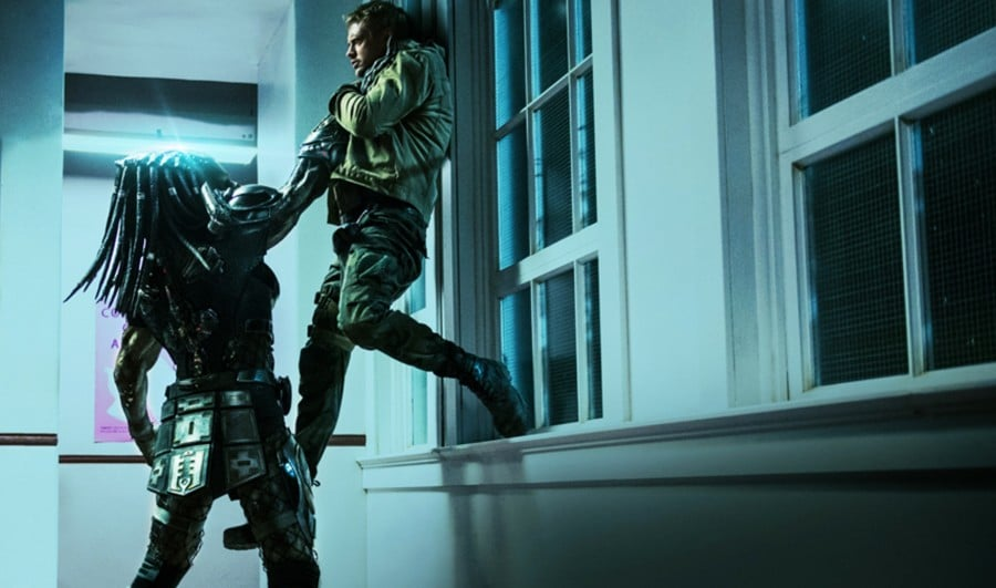 New Clip and Official R-Rating For Shane Black's THE PREDATOR