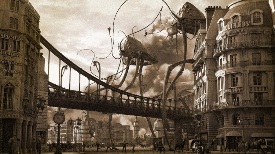 War of the Remakes: Both BBC One and Fox Networks Are Adapting H.G. Wells' WAR OF THE WORLDS