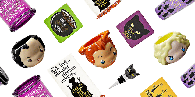 Spirit Halloween Celebrates 25 Years of HOCUS POCUS With Exclusive Collection!