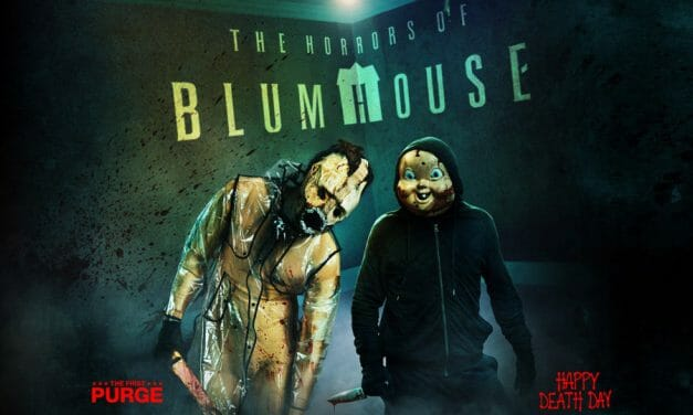 Blumhouse Double-Feature Announced for Universal's Halloween Horror Nights