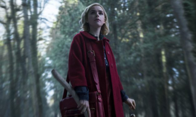 Upcoming Netflix Series THE CHILLING ADVENTURES OF SABRINA Will Pay Homage To THE EXORCIST