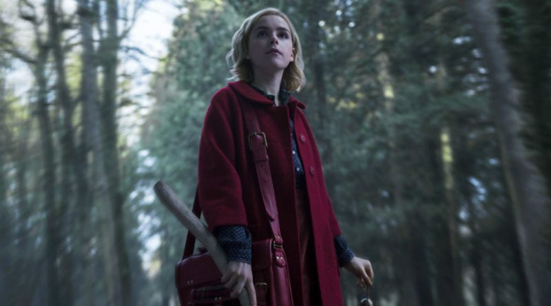 Get Your First Official Look at THE CHILLING ADVENTURES OF SABRINA