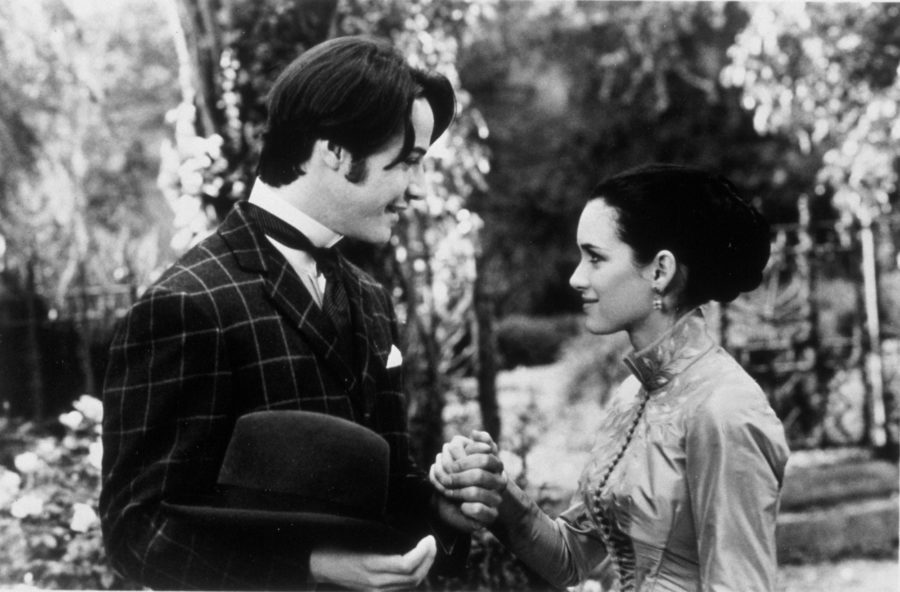 So.. Winona Ryder and Keanu Reeves might Have Gotten Married While Filming DRACULA