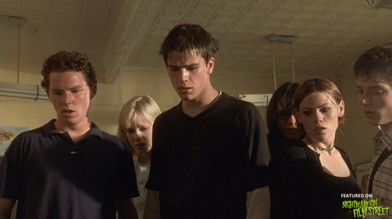 new episode of nightmare on film street horror podcast society the faculty