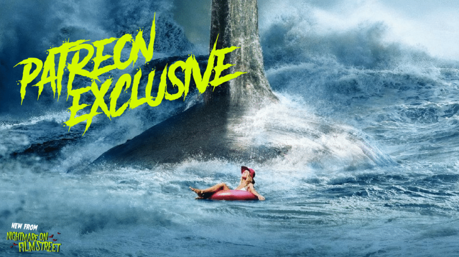 [Podcast] THE MEG; Drive Home From the Drive-In (Patreon Exclusive Episode)