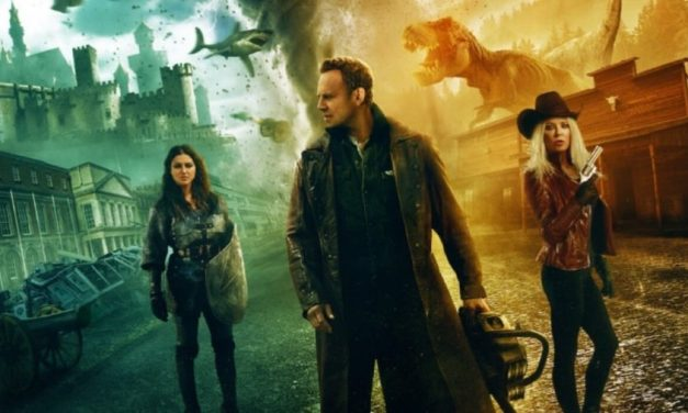 [Review] So Long And Thanks For All The Fins – THE LAST SHARKNADO: IT'S ABOUT TIME