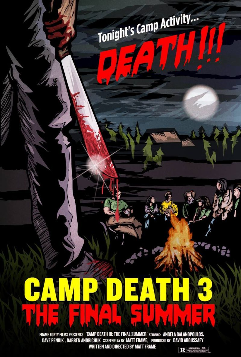 Camp Death III in 2D 5