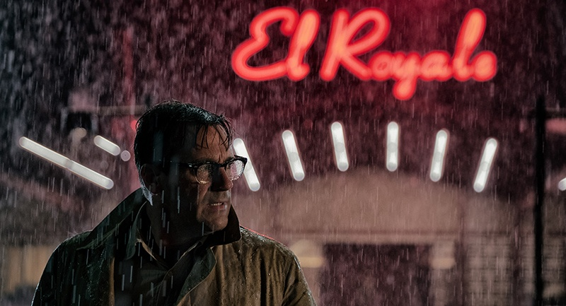[Fantastic Fest Review] BAD TIMES AT THE EL ROYALE is a Glimmering Ensemble Crime Thriller