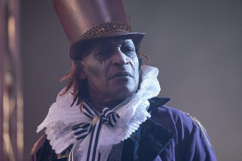 [Exclusive Interview] Horror Icon Tony Todd Talks HELL FEST and Gives His Blessing To CANDYMAN Remake