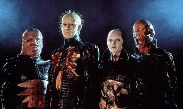 "[Making a Monster] How Filmmaking Frustrations Yielded Clive Barker's ""Super-Butchers"" in HELLRAISER"