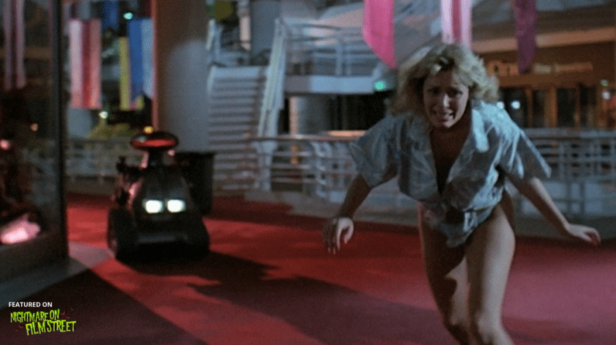 [Podcast] Cannot Compute; CHOPPING MALL vs. DEATH SPA