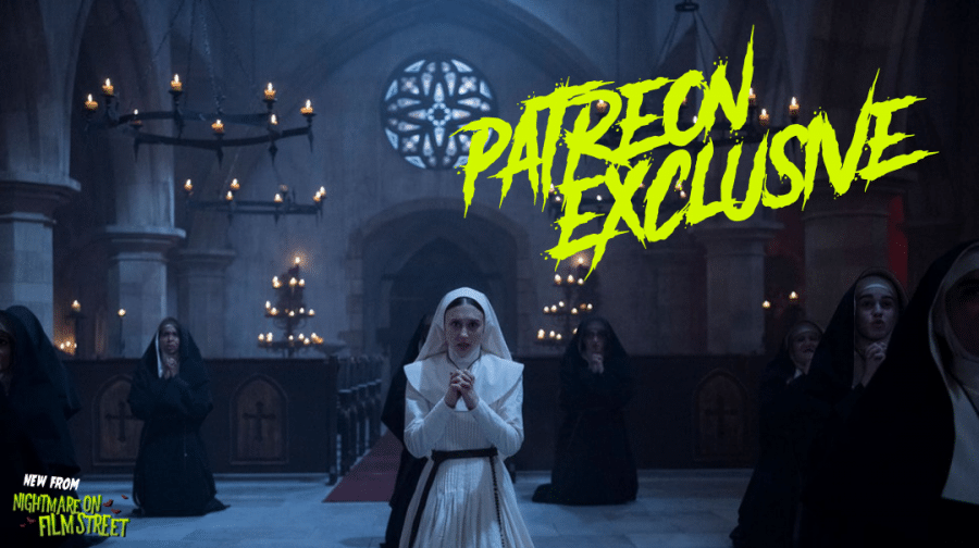 [Podcast] THE NUN; Drive Home from the Drive-In (Patreon Exclusive)