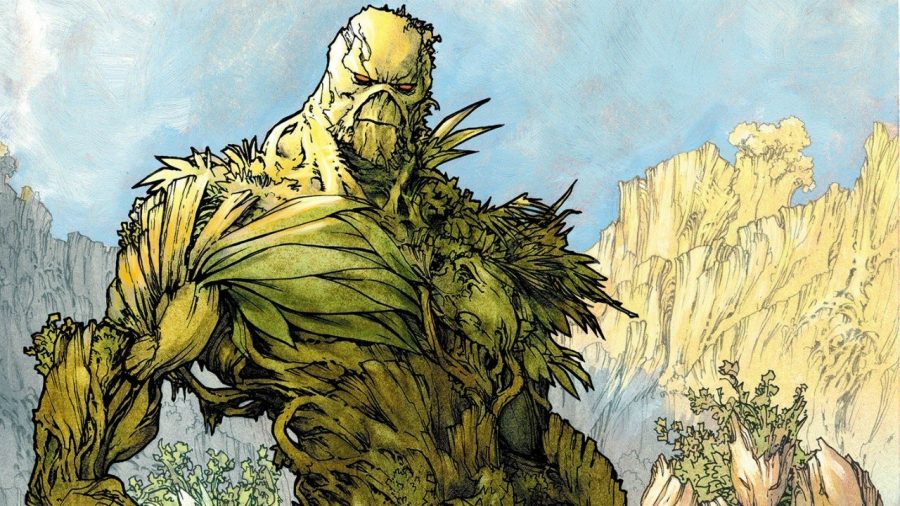 Derek Mears Reportedly to Play Creature in R-Rated SWAMP THING